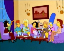 The Simpsons 07x14 : Scenes From the Class Struggle in Springfield- Seriesaddict